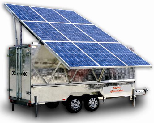 Mobile Solar Generators Mobile Wind Generators Mobile Solar + Wind ...