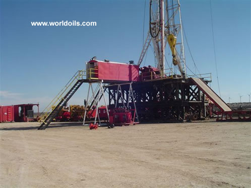 1000 HP Mechanical Drilling Rig