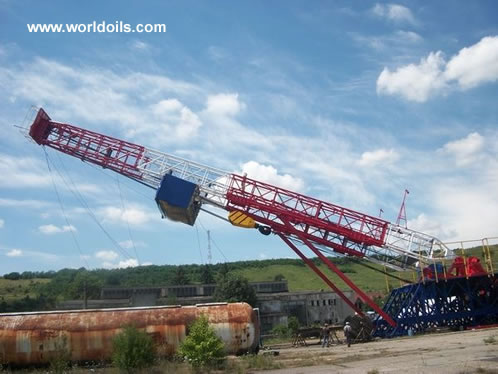 1780hp Land Drilling Rigs for Sale in USA