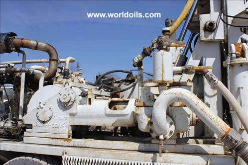 1974 built Driltech Drilling Rig For Sale