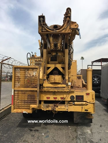 CME 95 Used Drill Rig for sale