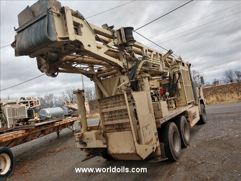 1998 Built Ingersoll-Rand Drilling Rig for Sale