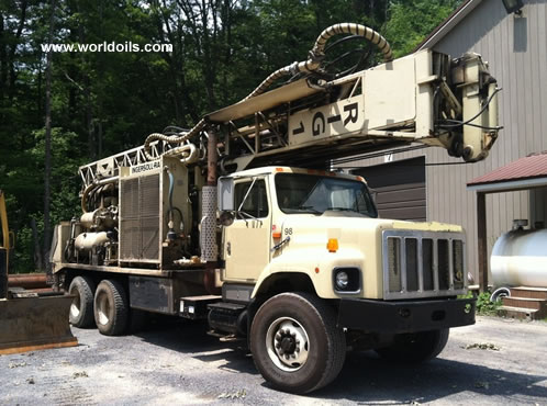 1998 Built Ingersoll-Rand T3W DH (Deep Hole)