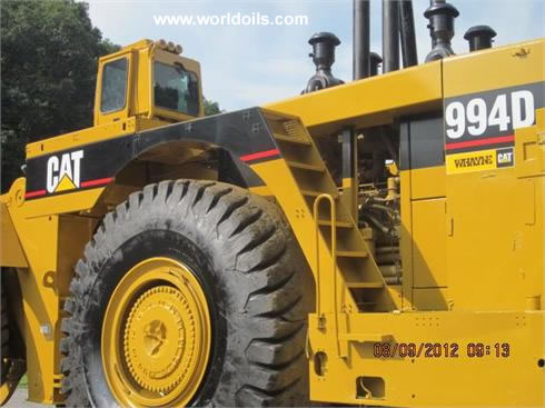 Used Caterpillar  Wheel Loader for Sale