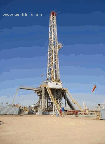Parallelogram Style Drilling Rig for sale