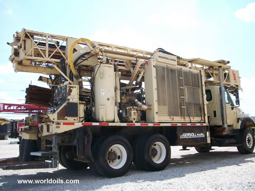Used Ingersoll-Rand T3W Drilling Rig for Sale