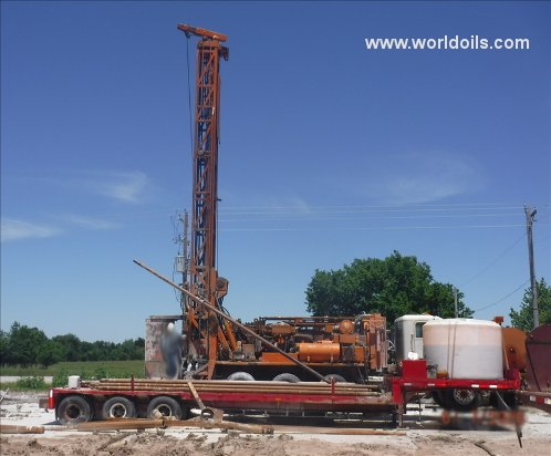 2003 Built Scrammm T660 Drill Rig Package for Sale