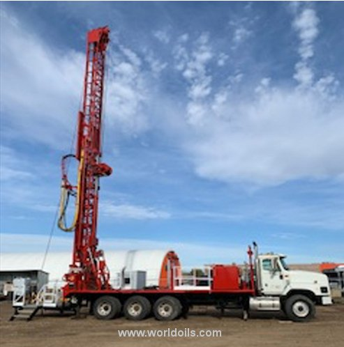 2004 Built Ingersoll-Rand T3W Drill Rig for Sale