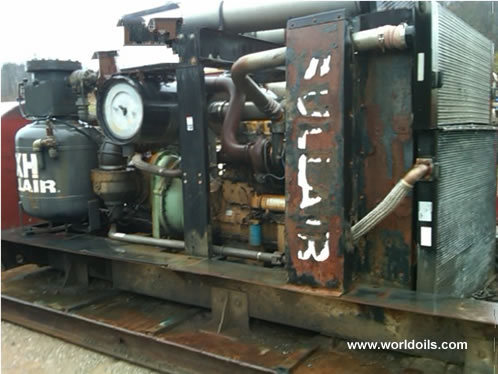 2004 Sullair 1150XHDOPFR Air Compressor for Sale