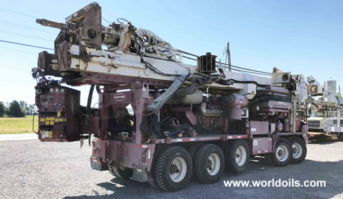 2007 Built Schramm T130XD Drill Rig for Sale