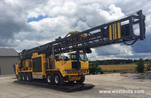 2008 Built Atlas Copco RD20 III Drilling Rig for Sale