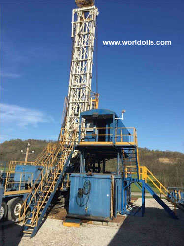 Crown Duke CE 750 SD Used Drill Rig for Sale