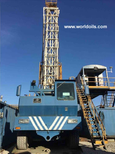 Crown Duke CE 750 SD Used Drill Rig in USA
