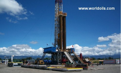 2009 Built Drilling Rig for Sale