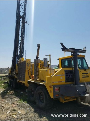 Atlas Copco RD20 Range III Used Drilling Rig for Sale