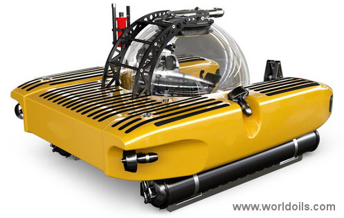 2 Pax Adventure Submersible for Sale