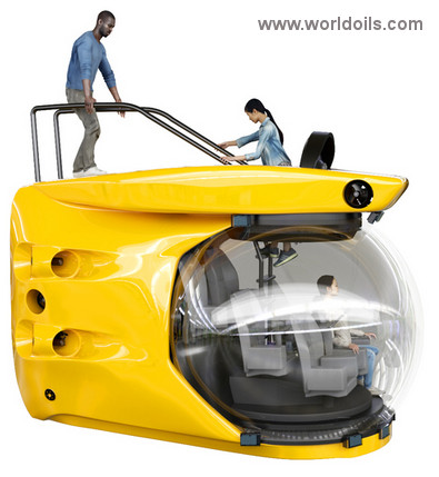 Tourist Submersible - 7 Pax - For Sale