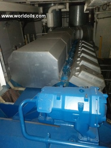 6000 Volts Wartsila generator for sale