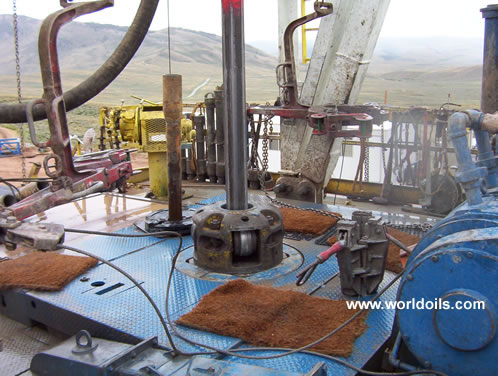 750 HP Ideco Drilling Rig for Sale