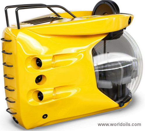 7 Pax Tourist Submersible for Sale