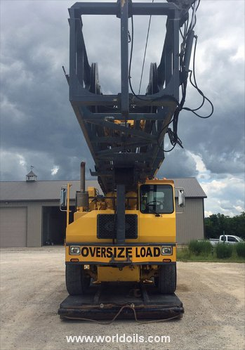 Atlas Copco RD20 III Drilling Rig - 2008 Built for Sale