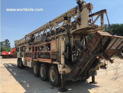 Atlas Copco RD20 Range III Drill Rig - 2006 Built - for Sale