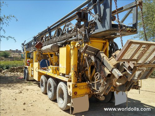 2011 Built Atlas Copco RD20 Range III Drilling Rig for Sale