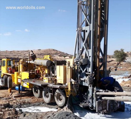 Used Atlas Copco Drilling Rig for Sale