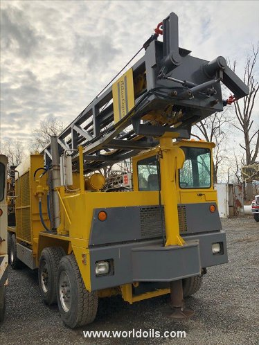Atlas Copco T4W DH (Deep Hole) Drilling Rig for Sale