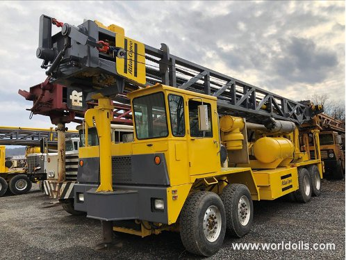 Atlas Copco T4W DH Drilling Rig for Sale
