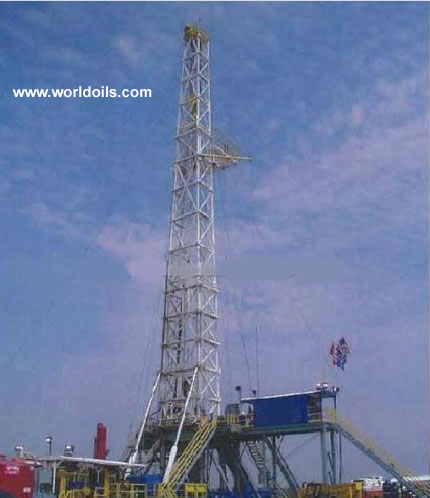 CABOT 1200 Trailer Mounted Drilling Rig for Sale