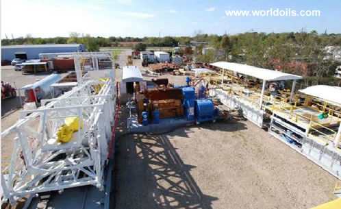 CABOT 1200 Drilling Rig for Sale