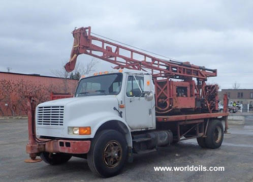 Used Drilling Rig for Sale in USA