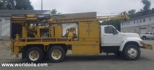 CME 75 Used Drill Rig - 1988 Built for Sale