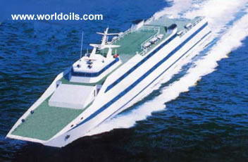 260 pax Passenger Ferry for sale