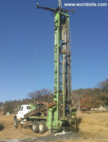 Chicago-Pneumatic 7000 Drilling Rig - 1978 Built for Sale