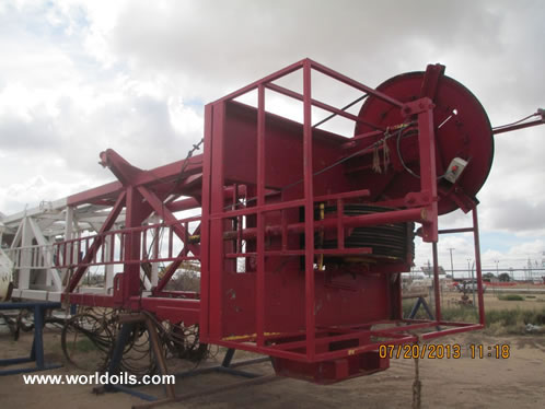 Continental Emsco A550 Drilling Rig for Sale