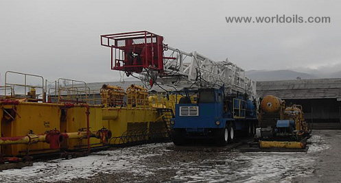 Cooper 350 Mechanical Rig for Sale
