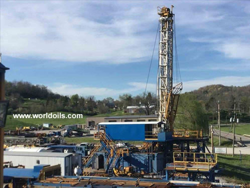 Crown Duke CE 750 SD Drill Rig for Sale
