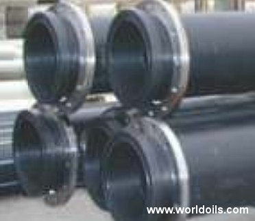 New Dredge Pipes for Sale