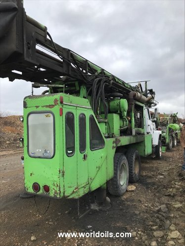 Drilling Rig - Chicago Pneumatic T650 Blasthole - for Sale