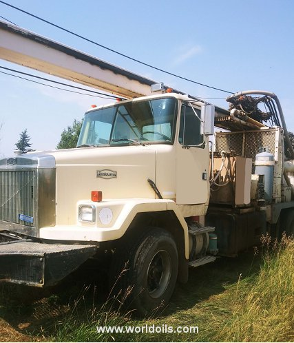 Drilling Rig - Ingersoll-Rand T2W - 1992 Built