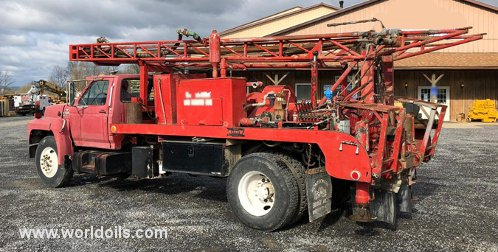 Drilling Rig - Mayhew 500 - For Sale