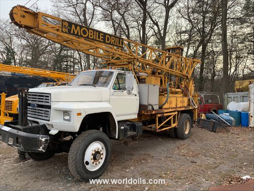 Drilling Rig - Mobile B61 - 1989 Built for Sale