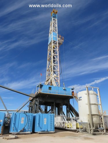 Drilling Rig - Oilwell E2000 - For Sale