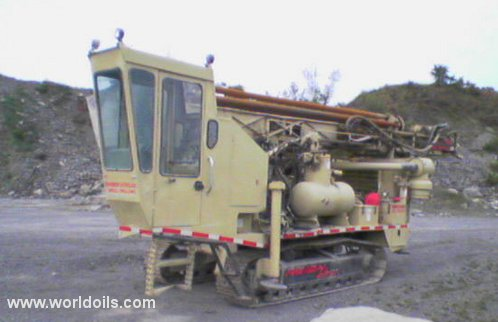 Drilling Rig - Reichdrill C-450 - 1988 Built for Sale