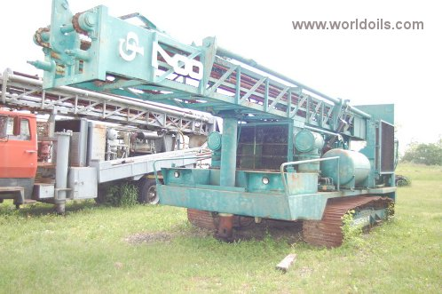 Drilling Rig - Reichdrill C-700 Crawler - For Sale