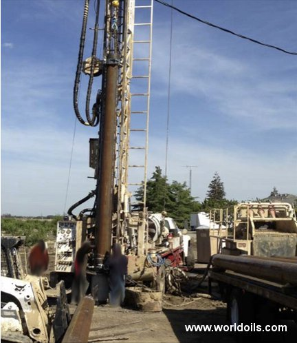 Drilling Rig - Schramm T450 - for Sale
