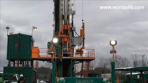Used Schramm TXD Drill Rig & Package for Sale