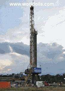 2008 Built Drilling Rig For Sale